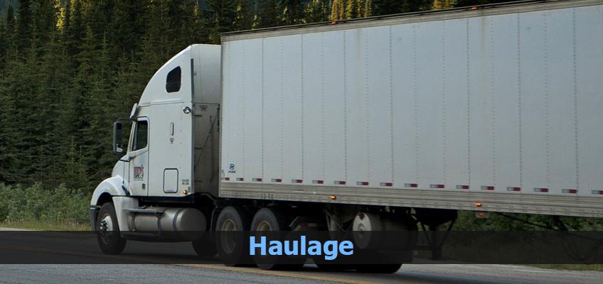 haulage company